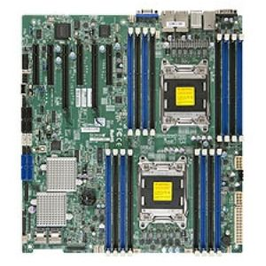 Supermicro X9DR7-LN4F Server Motherboard - Intel C