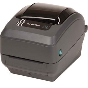 Zebra GX430t Thermal Transfer Printer - GX43-10251