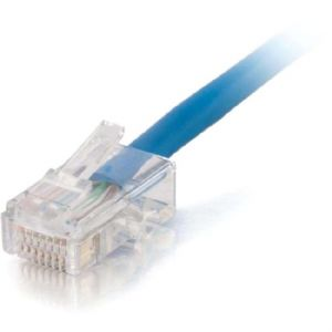 14ft Cat5e Non-Booted Network Patch Cable (Plenum-