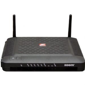 Zoom DOCSIS 3.0 Cable Modem / Router with Wireless