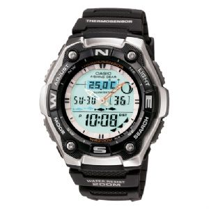 Casio AQW101-1AV Wrist Watch