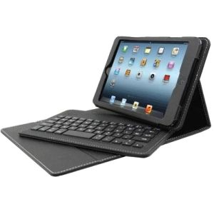 "Solidtek Keyboard/Cover Case (Folio) for 8"" iPad m"