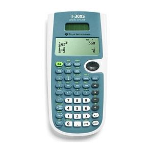 Texas Instruments MultiView TI-30XS Scientific Cal