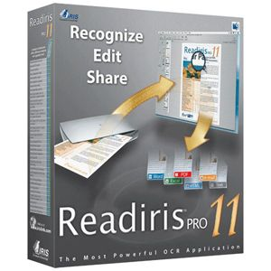 I.R.I.S Readiris v.11.0 Pro - Complete Product - 1