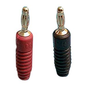 Monster Cable MT M-B Tips Speaker Cable Connector