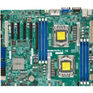 Supermicro X9DBL-i Server Motherboard - Intel C602