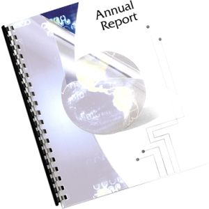 Fellowes Earth Series Clear Recyclable Binding Cov