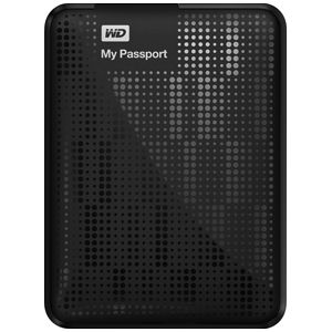 Western Digital My Passport WDBY8L0020BBL 2 TB Ext