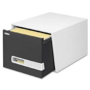 "Bankers Box Stor/Drawer Premier - 18"" Letter, Blac"