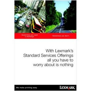 Lexmark LexOnSite Repair - 2 Year