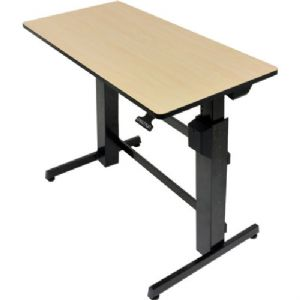 Ergotron� WorkFit-D Sit-Stand Desk