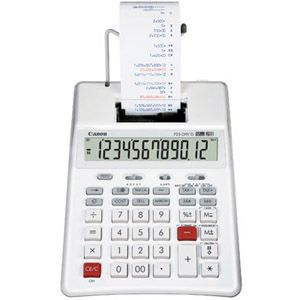 Canon P23-DHV-G Printing Calculator