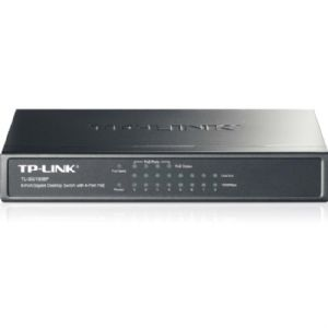 TP-LINK TL-SG1008P Ethernet Switch