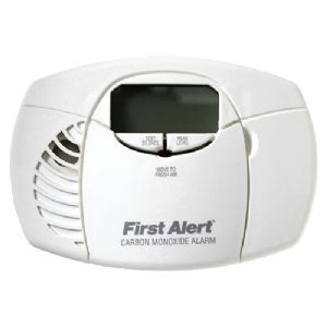 BATTERY-POWERED CARBON MONOXIDE ALARM (D