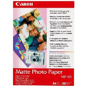 Canon� Matte Photo Paper