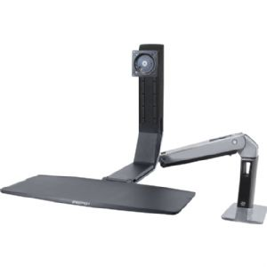 Ergotron� WorkFit-A Sit-Stand Workstatio