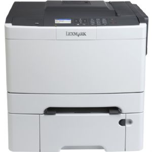 Lexmark CS410DTN Laser Printer - Color - 2400 x 60