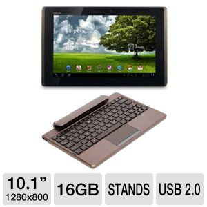 ASUS TF101A1 Eee Pad Transformer Android Ta Bundle