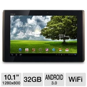 ASUS Eee Pad Transformer 32GB Android Tablet