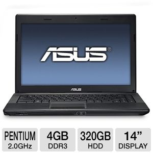 Asus X44L-BBK2 Refurbished Notebook PC REFURB