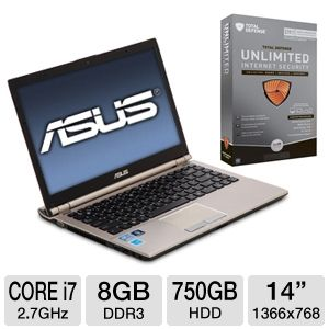 ASUS Refurbished Notebook PC Bundle