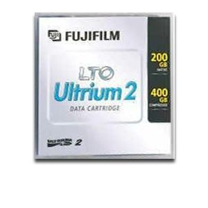 Fujifilm LTO ULTRIUM 2 200GB/400GB Data Tape