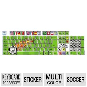 Funkeyboard E-37 Designer Keyboard Sticker