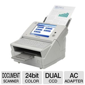 Fujitsu FI-6010N Document Scanner