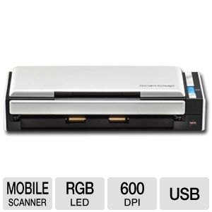 Fujitsu ScanSnap S1300 Color Mobile Scanner