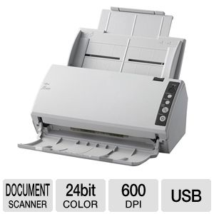 Fujitsu fi 6110 Color Document Scanner