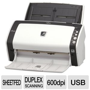 Fujitsu FI-6130Z Sheet-Fed Scanner REFURB
