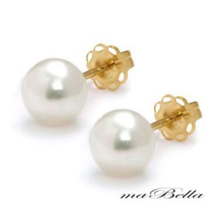 Mabella Freshwater Pearl Earrings