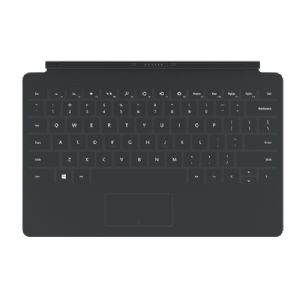 Microsoft Touch Cover 2 Charcoal