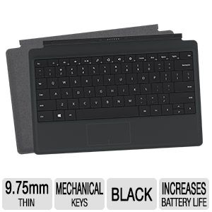 Surface Power Cover Keyboard
