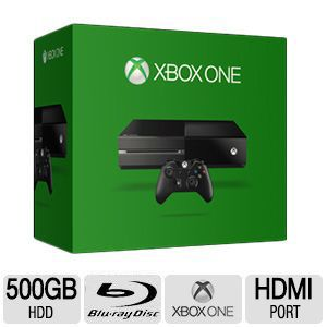 Microsoft Xbox One Console + Wireless Controller