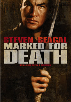 MARKED FOR DEATH - DVD Movie
