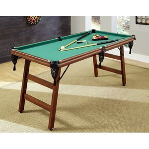 Home Styles The Real Shooter Pool Table
