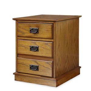 Home Styles Modern Craftsman Mobile File Cart