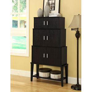 Monarch Specialties  Stacking Style Cabinet