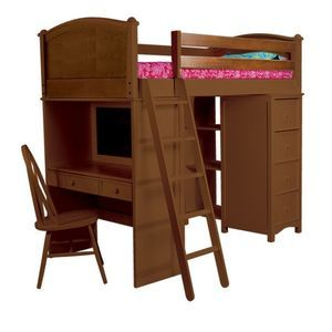 Bolton Furniture Cooley SSS Loft Bed