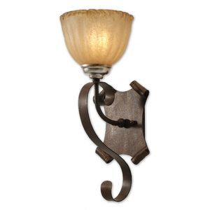 Uttermost Laclede 1 Wall Sconce