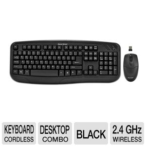 GearHead Wireless Keyboard and Optical Nano Mouse