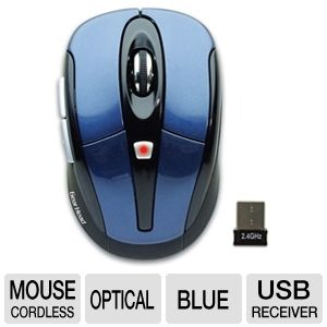 Gear Head MP2650BLU Optical Wireless Mouse