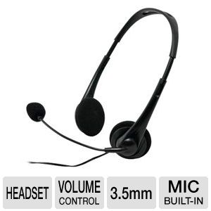 Gear Head AU2700S Universal Stereo Headset
