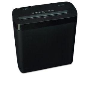 Gear Head Home/Office 6 Sheet Cross-Cut Shredder
