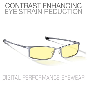 Gunnar Phenom Mercury Digital Performance Eyewear