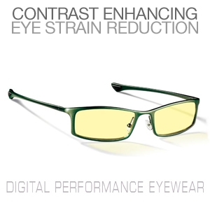 Gunnar Phenom Mint Digital Performance Eyewear