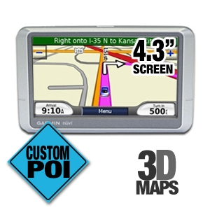 Garmin Nuvi 200W Auto GPS