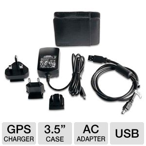 Garmin 010-11230-01 GPS Travel Pack