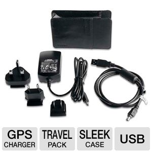 Garmin 010-11230-00 GPS Travel Pack